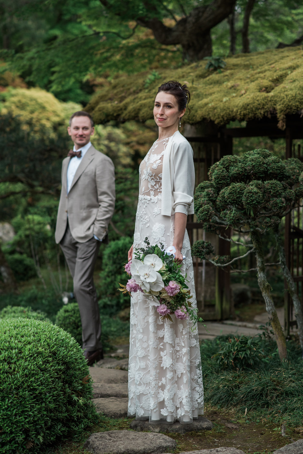 kyoto wedding elopement