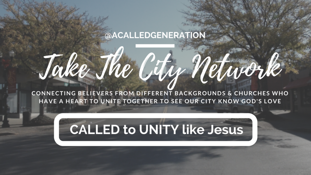 Our network group will meet on our monthly Take the City Saturdays from 12-1pm plus connect throughout the month in our online Facebook community. Interested in joining our network? Learn More
