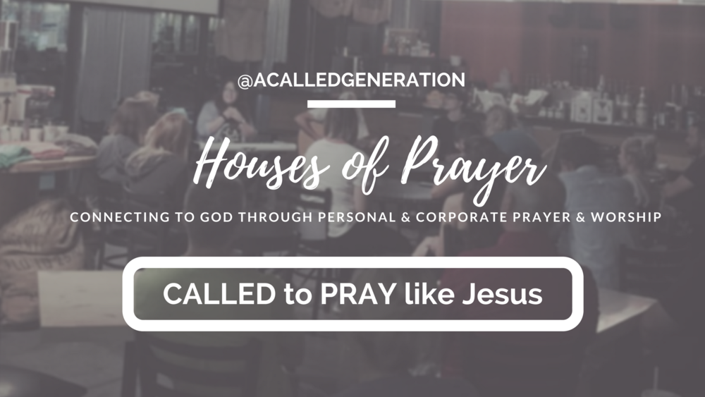 Prayer is the foundation of being a Christ-follower. There are several places of prayer in Murfreesboro and Nashville including GAP House of Prayer at MTSU campus and CALLED Houses of Prayer in homes as well as churches who have dedicated prayer rooms that are open during the day.