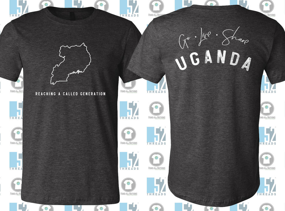 Buy A Shirt! - We are also selling t-shirts for $20 to help raise funds!