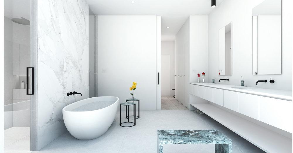 Lane B Master Bath