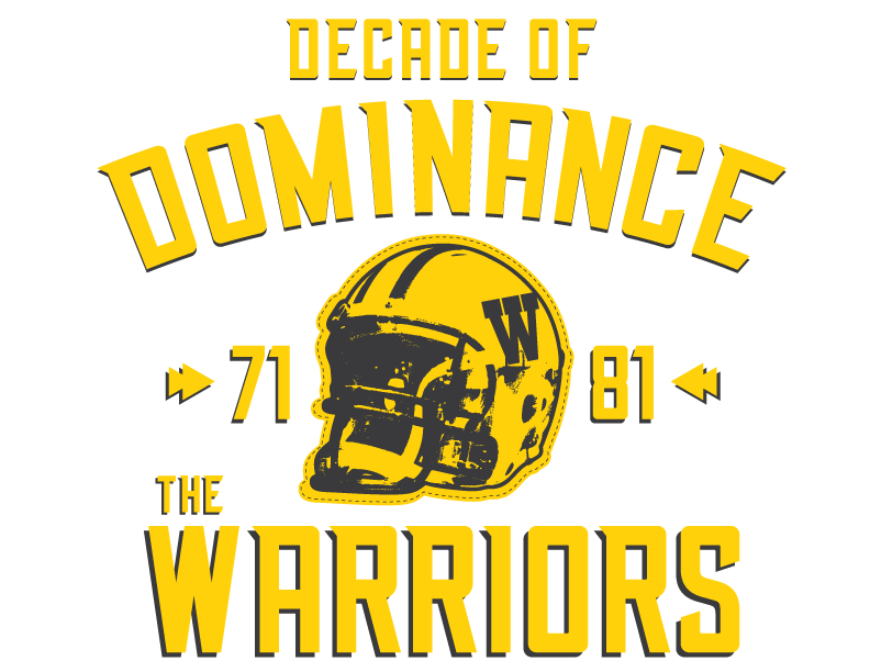 1971-1981 A DECADE OF DOMINANCE