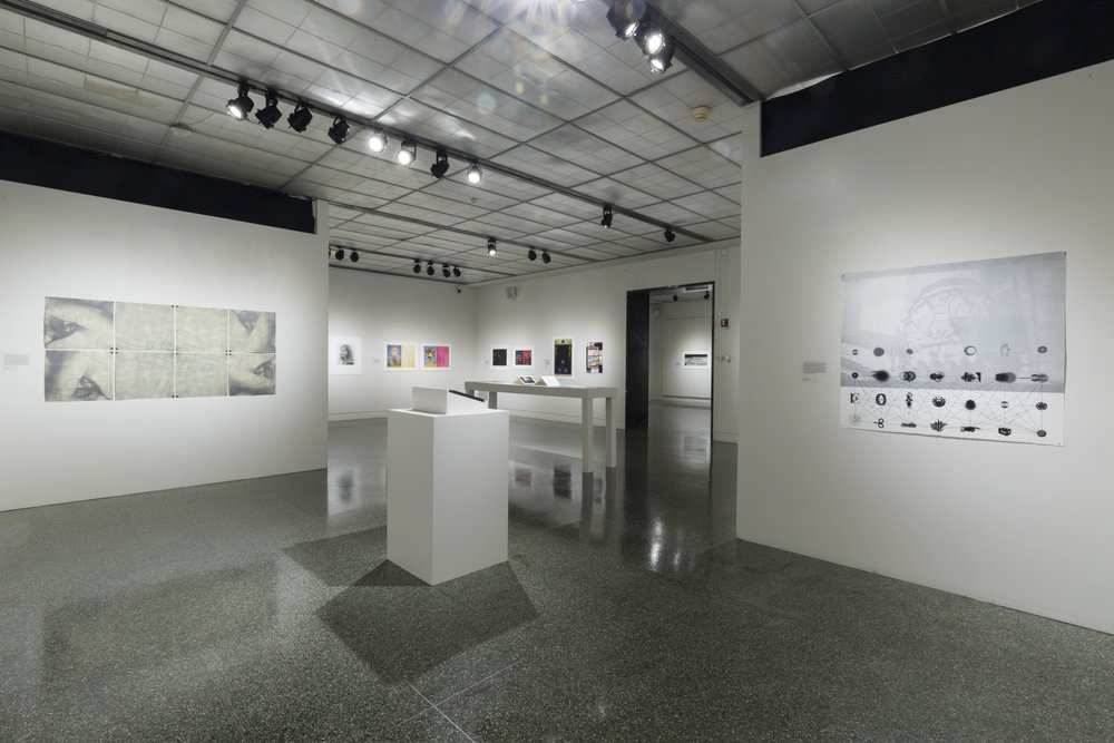 Light. Matter. Art on the Intersection pf Printmaking and Photography—Grunwald Gallery, Indiana University, Bloomington, USA