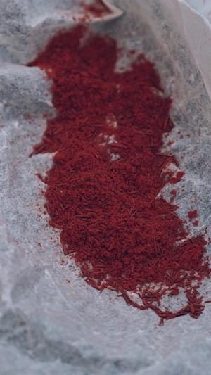 Camwood powder