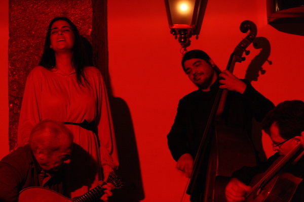 Fado house performance.  Image by James Savage shared under a Creative Commons (BY-NC) license.