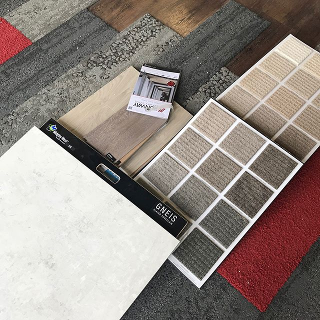 We 💕 selecting our finishes for our houses. These are all going into our newest addition and we are thrilled with the progress being made! . . . 🏡❤️👨👩👧 . . #renovations #interiordesign #local #architecture  #realestate #houseflipping Z#yqr #yxe #sask #saskhouseflippers #houseflippin #smallbusiness #casaluka #yxerealty #yqrrealty #home #saskhomes #casaluka ...................................