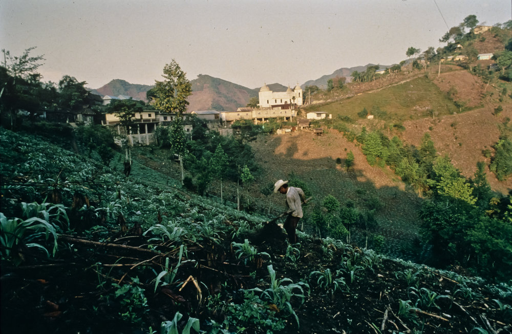The team arrived at the village of San Agustin Zaragoza on March 1, 1994. Photo by U. S. Deep Caving Team/Bill Stone.