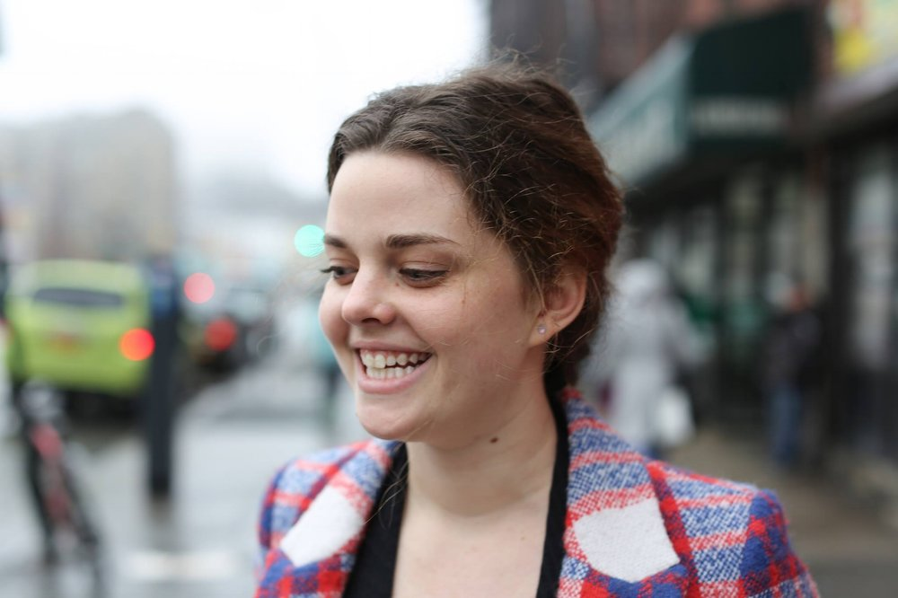 Photo by Brandon Stanton, Humans of New York 2014