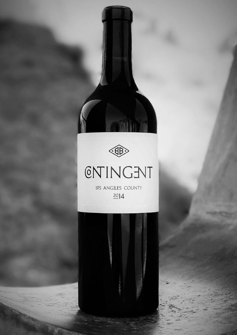 2014 Contingent Bottle Shot Byron Blatty Wines.JPG