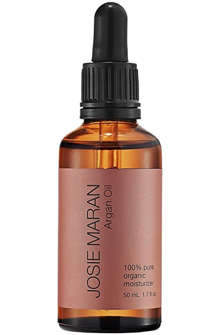 Josie Maran Argan Oil  - I am OBSESSED with this stuff.  I use it twice a day - apply before your moisturizer and it helps give extra moisture and gives me a GLOW.
