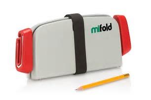 Mi-Fold Portable Carseat