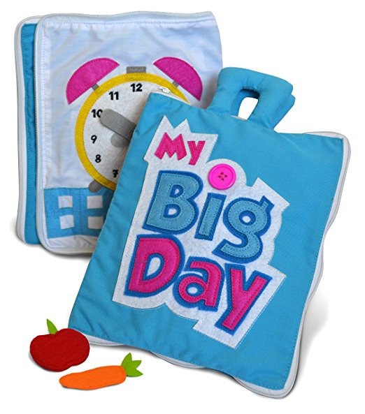 My Big Day Interactive Book