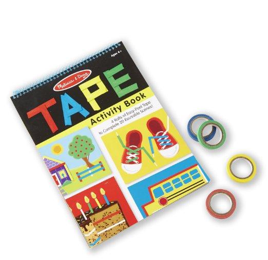 Melissa + Doug Tape Activity Book