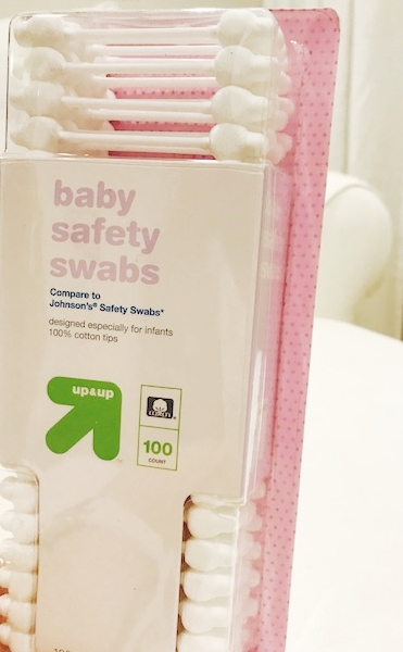 Baby Safety Q-Tips