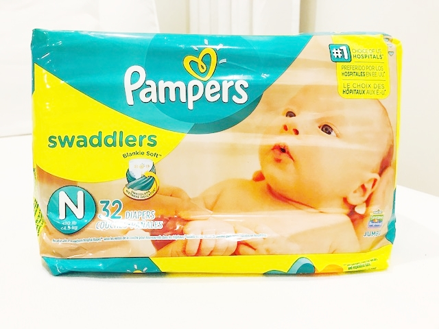 Pampers Swaddlers for Newborns