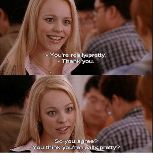 Mean Girls, Image from me.me