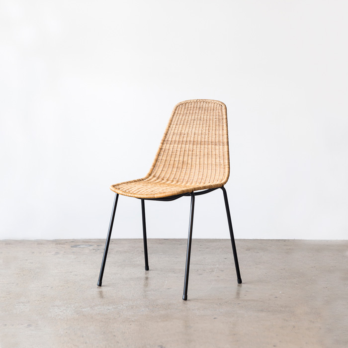 things layer by wicker basket patio hand braided chair outdoor in kettal armchair furniture