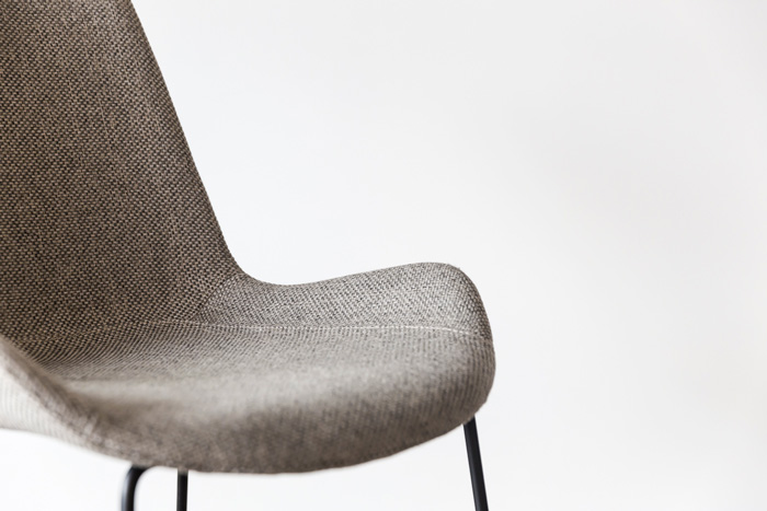 Cleo Sleigh Chair