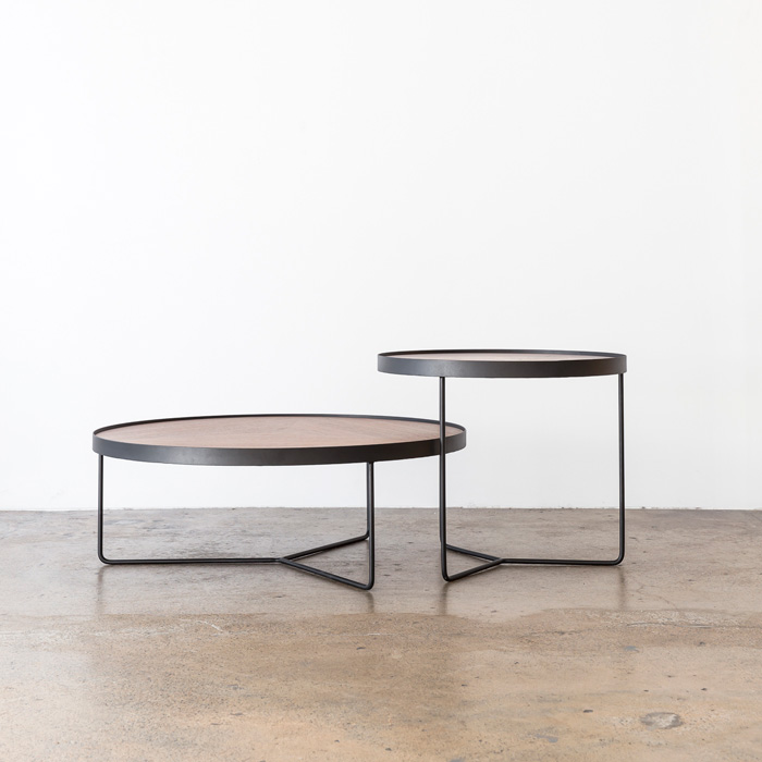 Sia Table with Black Frame by Design Kiosk — Project 82