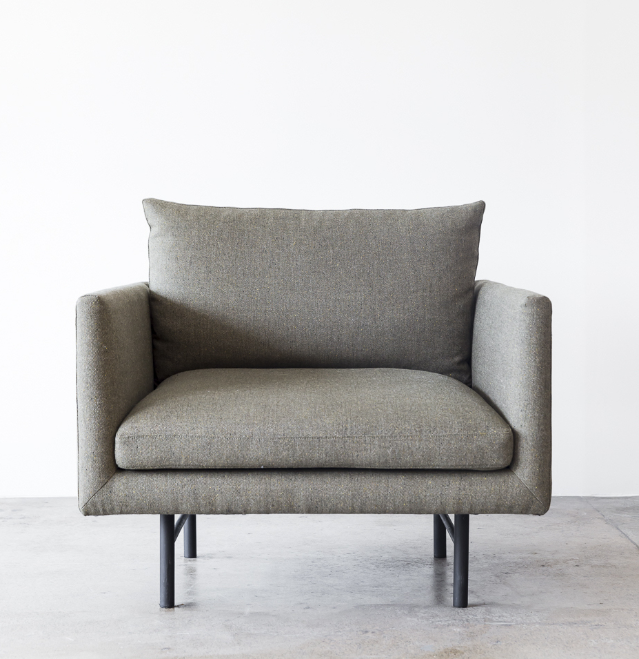 Louis Armchair Designed By Cm Studio