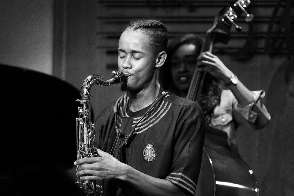 Amina Scott Quartet