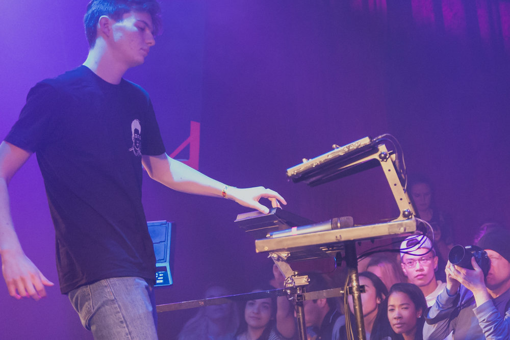 Petit Biscuit at Rickshaw Stop in San Francisco by Ian Young 08.jpg