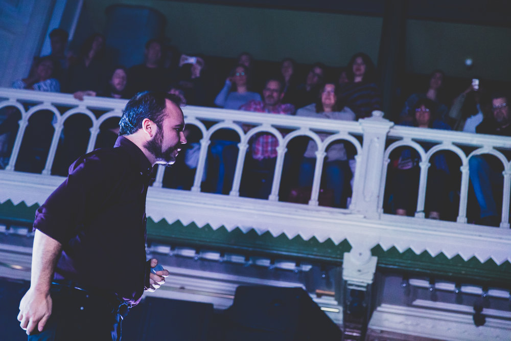 Future Islands at Paradiso in Amsterdam by Ian Young 06.jpg
