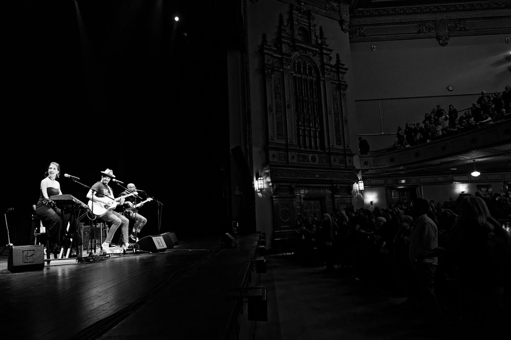 Michael Franti, Victoria Canal, Carl Young