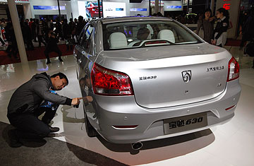 Why Foreign Automakers Are Launching China-Only Designs