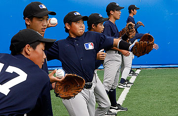 Will Chinese Baseball Make It to the Big Leagues?