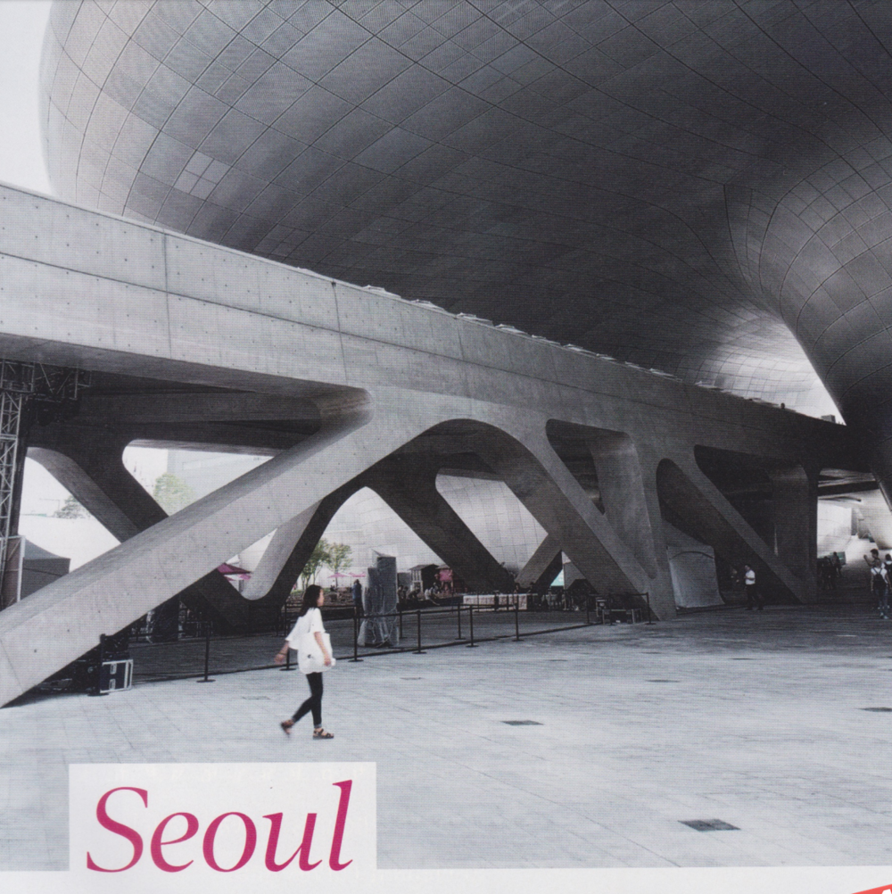 Elle Decor Goes to.. Seoul