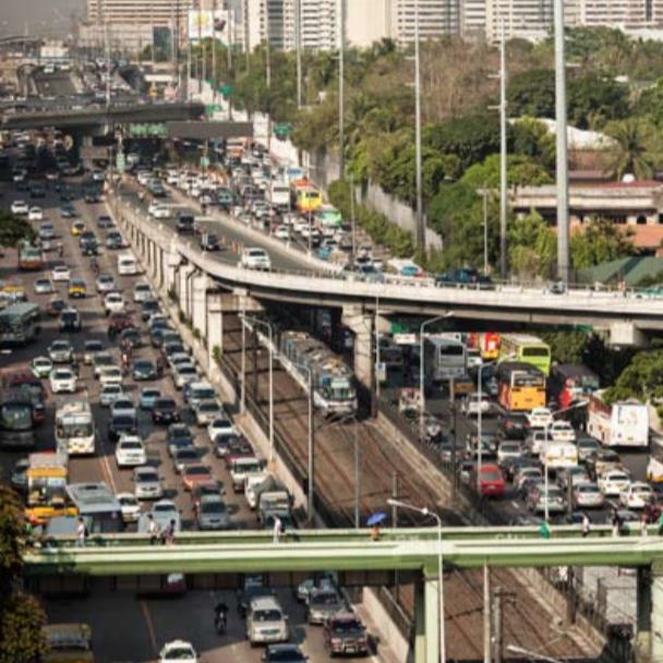 Kicking Out the Traffic Jams - Manila
