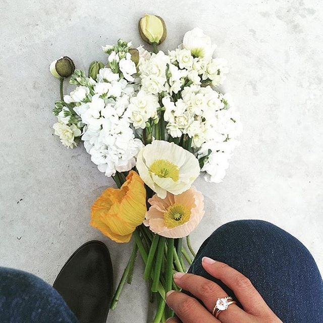 We love customer pics! Don't forget to tag us @theflowermarketperth ✌🏼️Thanks for this beauty @mon_palmer 💕