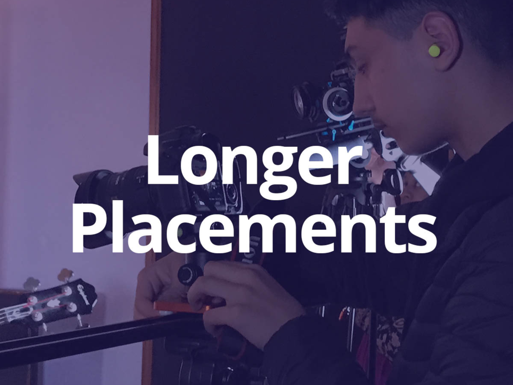 - Where learning is transferred into the workplace. Current examples of this immersive placement model in operation are traineeships, apprenticeships and interns.