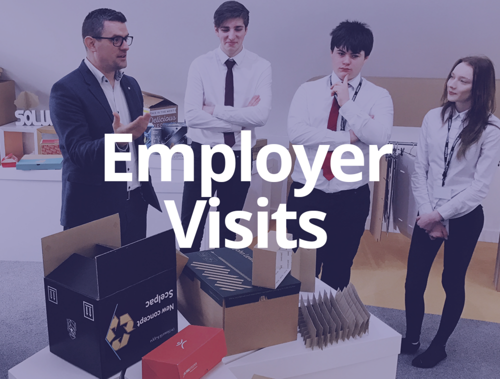 - Activities of any kind can inspire our cities young people to seek out further work-based opportunities. These inspiring activities could be anything from lectures and to workplace visits.