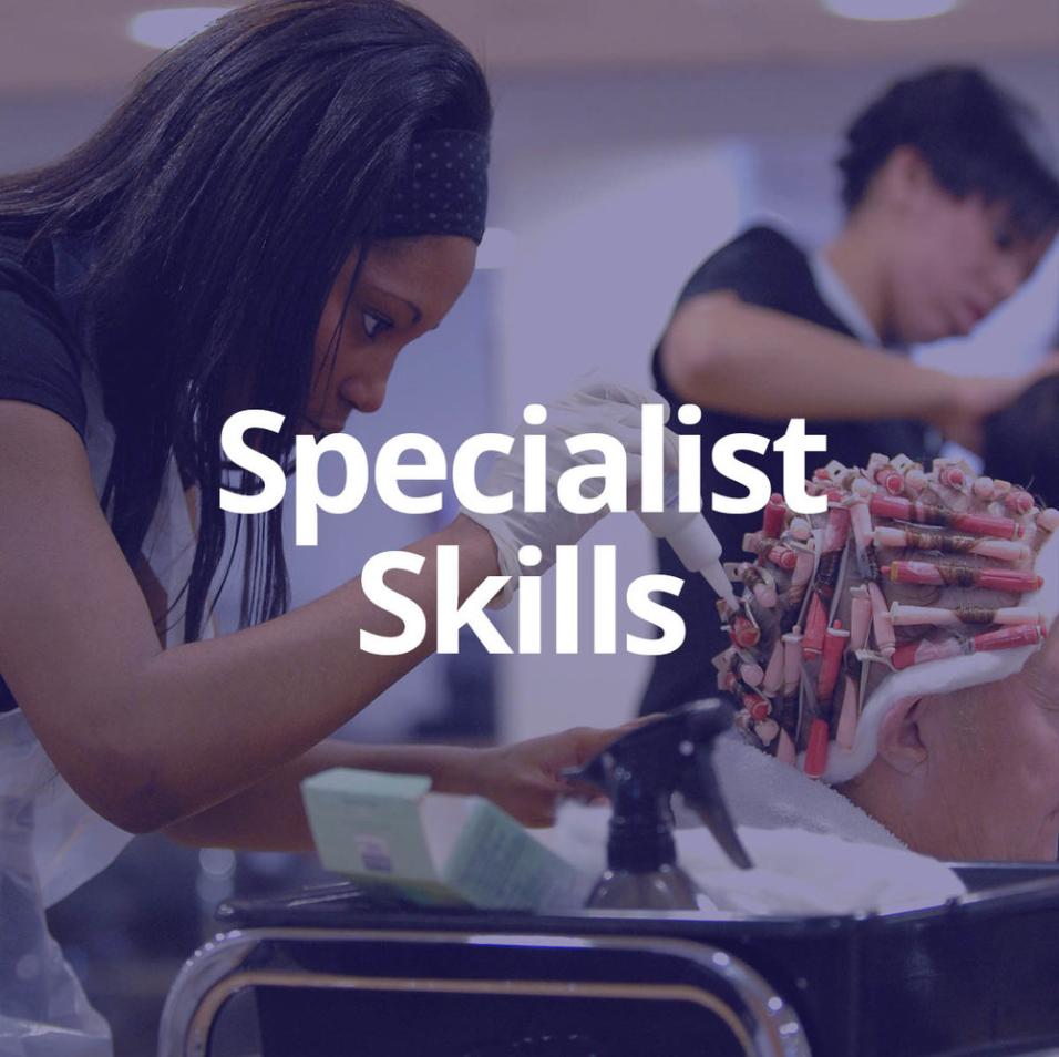 Specialist skills