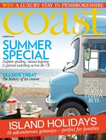 The Holix featured in Coast Summer Special