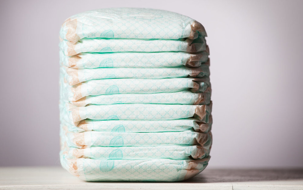 DIAPERS (ALL SIZES)
