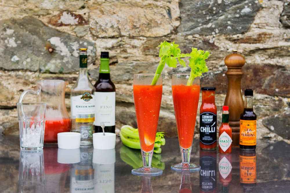 Get your ingredients together and create yourself a Bleddy Mary in no time!