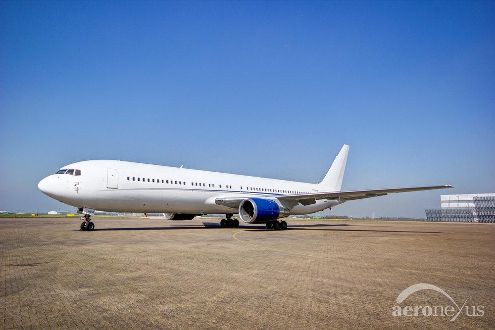 Aeronexus | VIP Boeing 767-300ER | Exterior