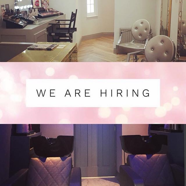 💇🏼 W E ' R E  H I R I N G 💇🏼 🌟S E N I O R  S T Y L I S T  W A N T E D🌟  Are you a passionate, creative stylist and Team player....we want to hear from you. An opportunity has become available within our beautiful, boutique salon for a senior stylist and trainee hairdresser. We will consider both full or part-time positions.  If you would like to be part of our team please contact the salon on ☎️ 02892 688367 or forward your C.V to gatsbyandbeau@gmail.com #northernirelandhairdresser #lorealprouk #hairdressingjobs #hairnorthernireland #countydown