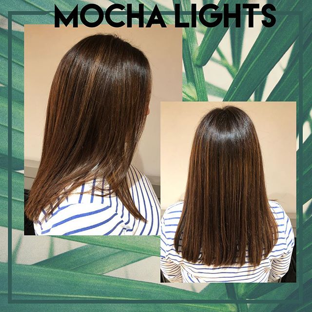 ☕️ M O C H A  L I G H T S ☕️ Colour doesn't always have to be dramatic. Soft subtle tones to create movement in the hair can be super effective ⭐️ R E S U L T ⭐️ shiny, beautiful, wearable hair #balayage #toneontone #lorealprouk #lorealrichesse