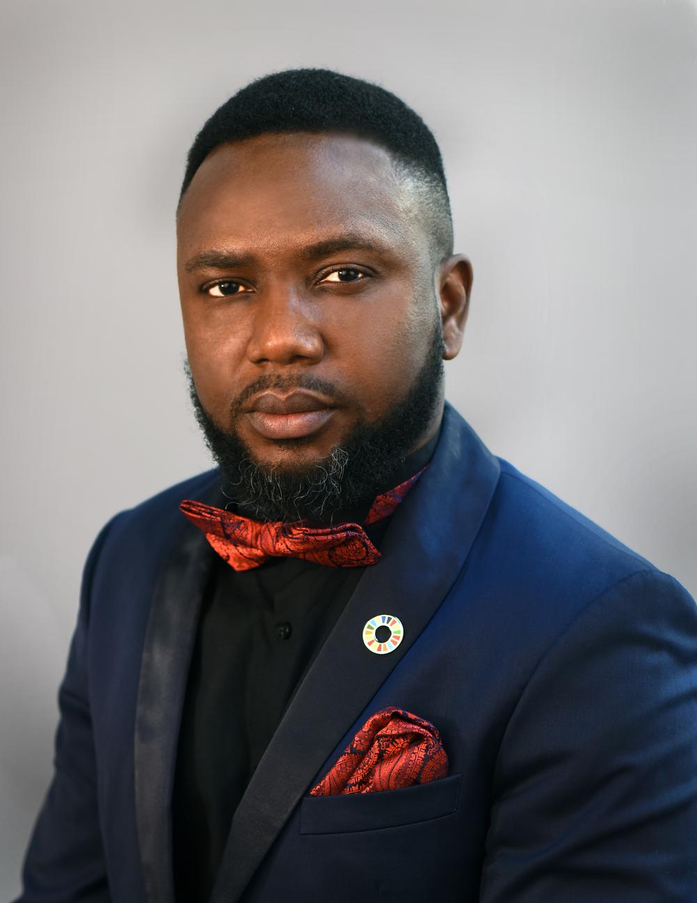 Babatomiwa Adesida  ,  Consultant SDG Fund