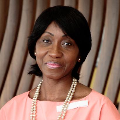 Ginette-Ursule YOMAN, Ivorian Former Minister in charge of Governance