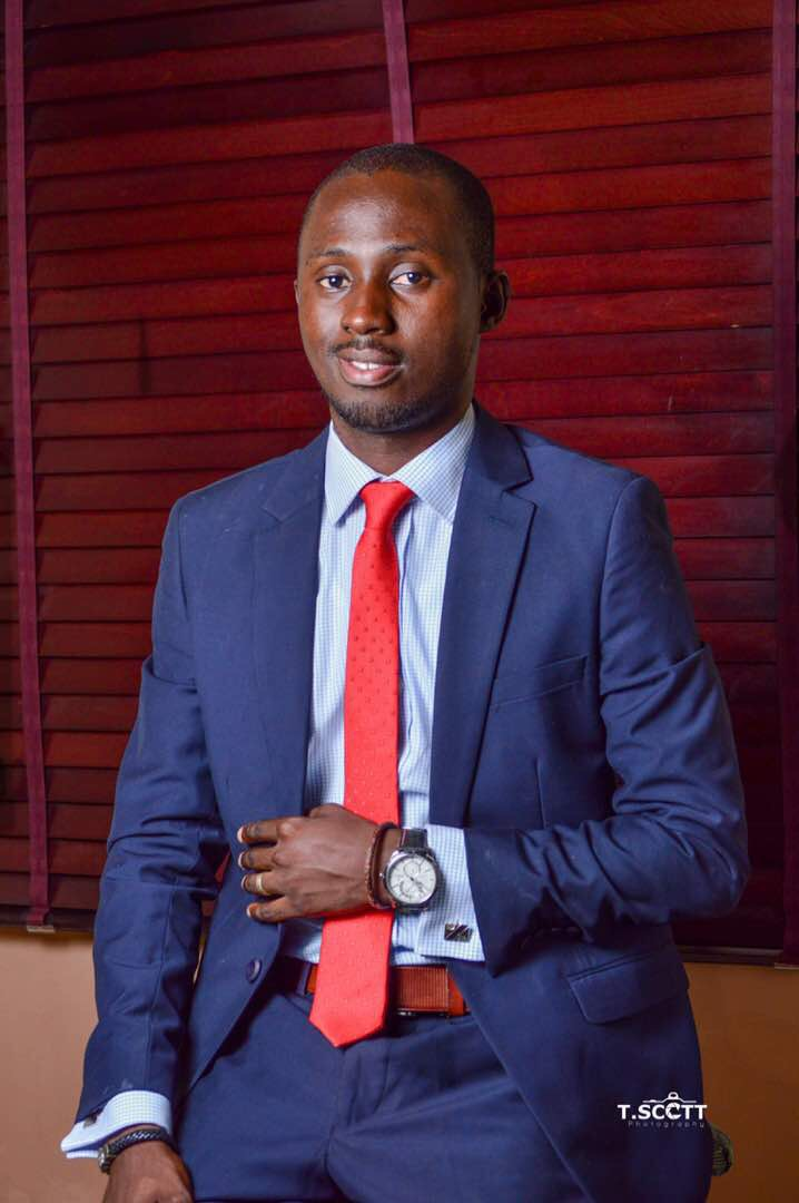 Olawale Rotimi, CEO Cedar Farmers' Cooperative Society,  (Respondent)