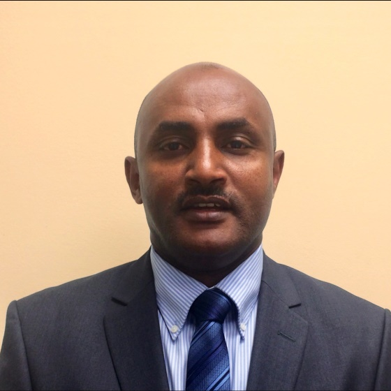 Mr. Nigusu Worku , Regional Director, Sales and Services of Ethiopian Airlines