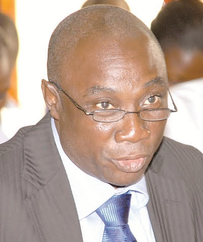 Dr Kwabena Donkor , Member of Parliament for the Pru East Constituency