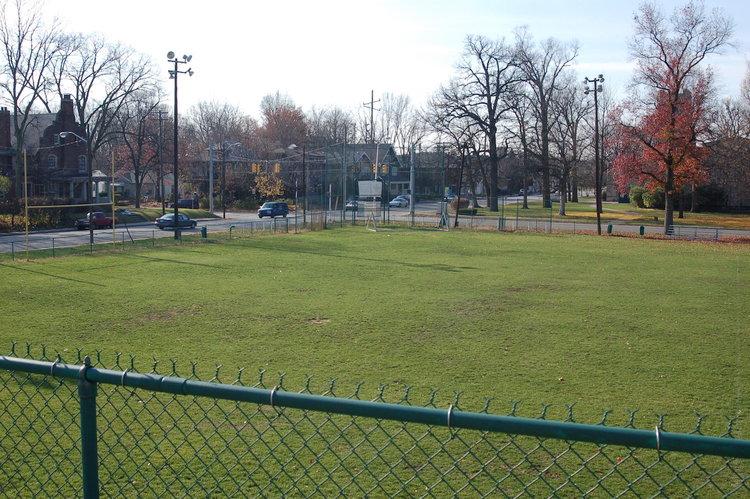 Tab Recreation Field Before Improvements