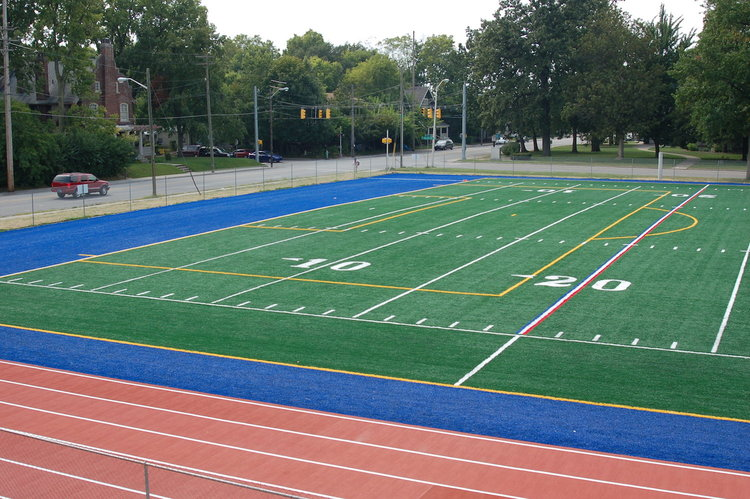 Tab Field Improvements Completed