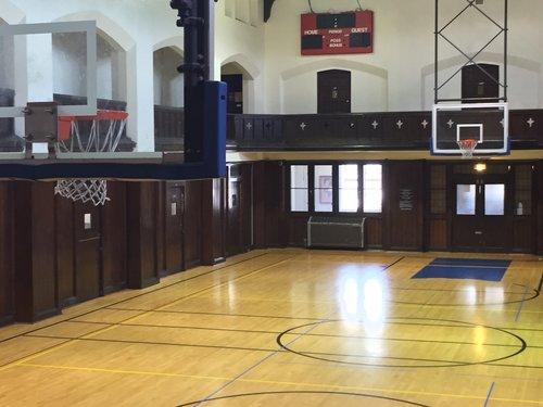 Current Tab Recreation Gymnasium Interior